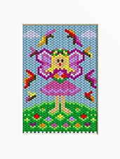 Butterfly Fairy Pony Bead Banner Pattern