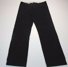 *OLD NAVY* SIZE 32X30 MEN'S BLACK CLASSIC FIT CASUAL PANTS W/SIDE POCKETS