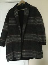 TOPSHOP Plaid Coat Jacket Size 10
