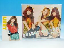 CD+DVD+Lizzy Photo Card Orange Caramel Japan LIPSTICK Ram's Love Song Ram's  ED