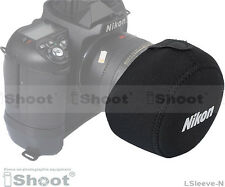 iShoot 16-85 Front Lens Sleeve/Cover/Pouch Protector for Nikon Digital Camera