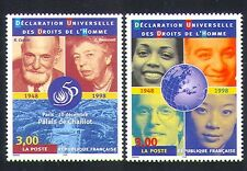 France 1998 UN/Human Rights/People/United Nations/Roosevelt 2v set (n32949)