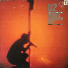 U2 - Live: Under A Blood Red Sky (Mini LP) (VG+/G)