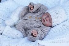 baby knitting pattern  pants booties cardigan and hat  prem to 4 yr  4ply or dk