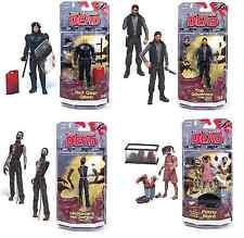 MCFARLANE TOYS The Walking Dead - Comic Series 2 - Set of 4 FIGURES