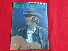 COUNTRY  Music People MAGAZINE Sep 77  Don WILLIAMS & Tony GOODACRE  cover pics
