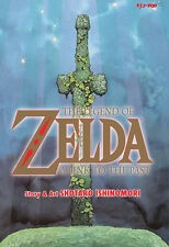 manga LEGEND OF ZELDA: A LINK TO THE PAST – di Shotaro Ishinomori j-pop nuovo!