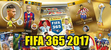 Panini Adrenalyn XL FIFA 365 2017 set 10 limited edition : Muller Iniesta Bale
