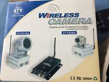 1 km Wireless Camera zt-f808a video webcam vigilancia System 1000 MW
