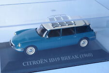 ALTAYA CITROEN ID 19 BREAK 1960 1:43
