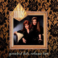 The Judds-Greatest Hits, Vol. 2-CD-Most Awarded Country Duo-Great Sound & Songs