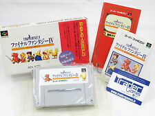 FINAL FANTASY IV EASY TYPE Edition, Super Famicom, Japanese version