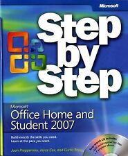 Microsoft® Office Home and Student 2007 Step by Step, Joan Lambert, Frye D., Cur