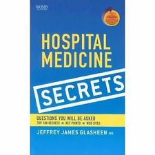 Hospital Medicine Secrets: With STUDENT CONSULT Online Access, 1e