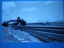 PHOTO  AFON WEN RAILWAY STATION 4/7/65