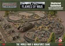 Flames of War BNIB Shattered Battlefields