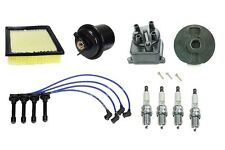 Honda CRV 1997 to 1998 Complete Tune Up Kit Filters,Cap,Rotor,NGK Wires & Plugs