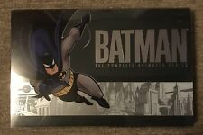 BATMAN THE COMPLETE ANIMATED SERIES DVD SET AUTHENTIC OOP RARE
