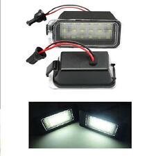 Ford C-Max (2010-) 18 SMD LED Number Plate Upgrade Light Units 6000K White