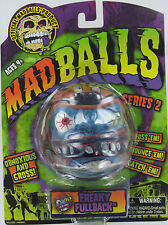 MADBALLS FREAKY FULLBACK Mad Balls MadBall Football Zombie Gross MOC S2 Retired