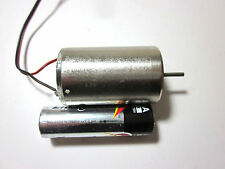 Escap Micro DC Motor 26mm Diameter PL11-213-8, 2mm Shaft 4.70 Swiss Portescap 26