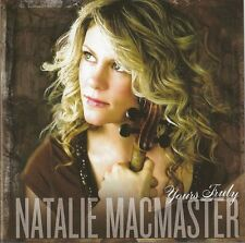 Nathaly Macmaster - Yours Truly   New seald cd   folk music