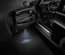 Mini Cooper  LED Door Ghost Shadow Lights Laser Projection Light Genuine OEM