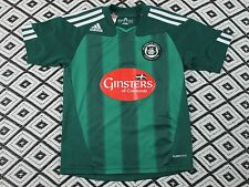 PLYMOUTH ARGYLE ENGLAND 2010/2011 FOOTBALL SHIRT JERSEY HOME ADIDAS ORIGINAL