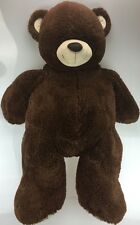 "Sound N Light Animatronic 42"" Large Giant Teddy Bear Huge Stuffed Plush Animal"