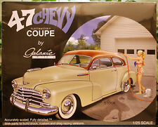 1947 Chevrolet Fleetmaster Coupe, 1:25, Galaxie 13031, new tool 2015 alles neu