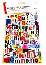 Alphabet Fridge Magnetic letters & Numbers