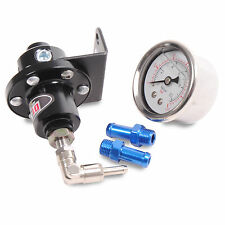 FUEL PRESSURE REGULATOR RAIL INJECTOR GAUGE FOR SUBARU IMPREZA LEGACY WRX STI