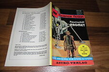 ANDROMEDA Science Fiction # 30 -- FALLE im NICHTS // RAUMSCHIFF PROMET 1972