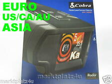 COBRA SPX 7800BT 7800 BT EU RADARWARNER RIVELATORE RADAR LASER CAMERA DÉTECTEUR