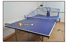 New Y&T 989F Table Tennis Robot Balls Picker Ping Pong Auto Ball