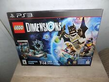 LEGO Dimensions: Starter Pack Sony PlayStation 3 PS3 Batman 71170 BRAND NEW