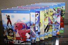 Dragon Ball Z Uncut Seasons 1,2,3,4,5,6,7,8 & 9 Complete Anime Blu-ray Bundle R1