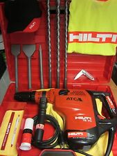HILTI TE 70 ATC HAMMER DRILL, GREAT COND. ,MADE IN GERMANY,FREE EXTRAS,FAST SHIP