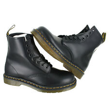 Dr. Martens 1460M 8 Eye Boot Black R11822006 Men US size 9, EUR 42