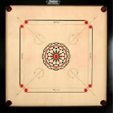 Surco Winit Carrom Board with Coins and Striker, 8mm - Complete Set