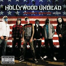 Hollywood Undead - Desperate Measures [New CD] Explicit, With DVD