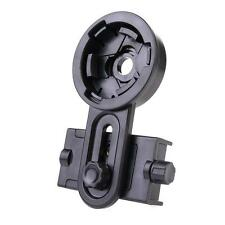 Univesal Mobile Phone Camera Adapter Telescope Spotting Scope Microscope Mount