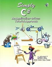 Simply C# An Application-Driven Tutorial Approach