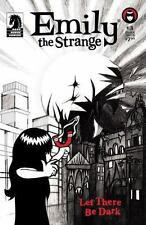 Emily The Strange #3: The Dark Issue (Emily the Strange (DC Comics)) (-ExLibrary