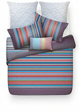 ESPRIT Salvadore 256TC 100% Cotton Reversible DOUBLE Size Quilt Doona Cover Set