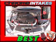K&N+RED 04 05 06 07 08 09 10 CHEVY MALIBU/PONTIAC G6 3.5 3.5L V6 COLD AIR INTAKE