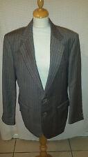 DAKS signature 100% wool TWEED style Jacket chest 40 r