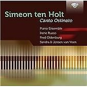SIMEON TEN HOLT: CANTO OTIN NEW & SEALED