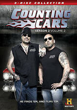 Counting Cars: Season 2, Vol. 2 (DVD, 2014, 2-Disc Set)