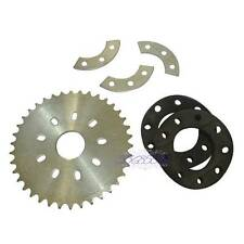 38T Teeth Rear Sprocket Mount Kit 49cc 66cc 80cc Motorised Bicycle Motor Parts